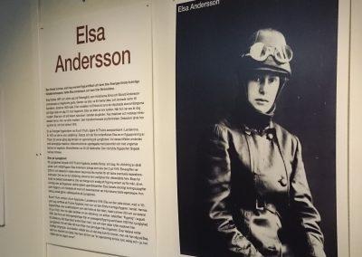 008 Sveriges första kvinnliga pilot
